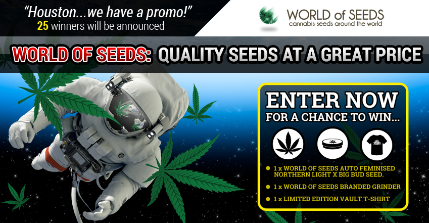 World of Seeds Promo