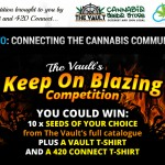 Vault Cannabis Seecs and 420 Connect