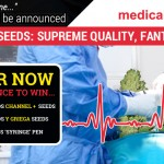 Medical seeds promotion