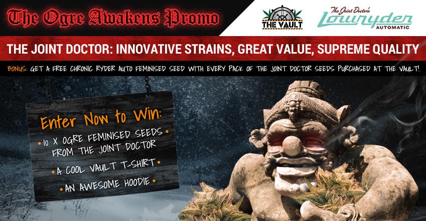 Vault Joint Ogre Blog Promo