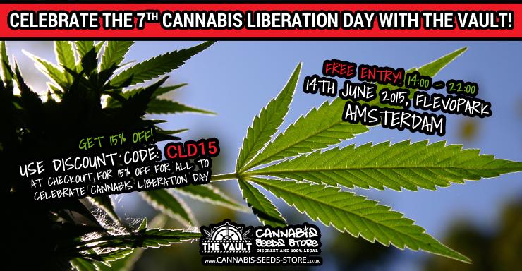 Cannabis Liberation Blog