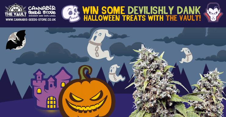 Halloween Promo Blog