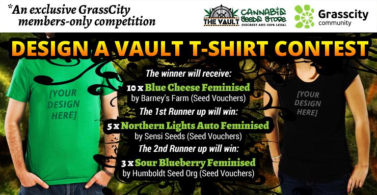 Grasscity TShirt Contest
