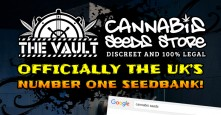 The Vault: Officially the UK's number one seedbank!