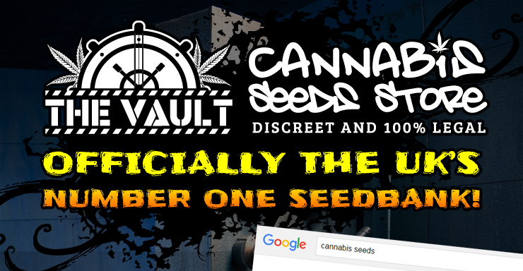 Officially the UK's number one seedbank