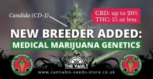 Medical Marijuana Genetics: New Breeder Added!