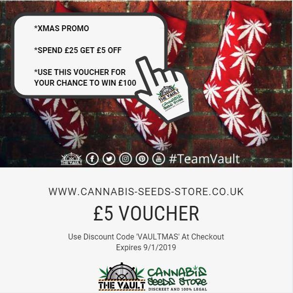 Vault Cannabis Seeds