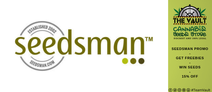 Seedsman Cannabis Seedbank