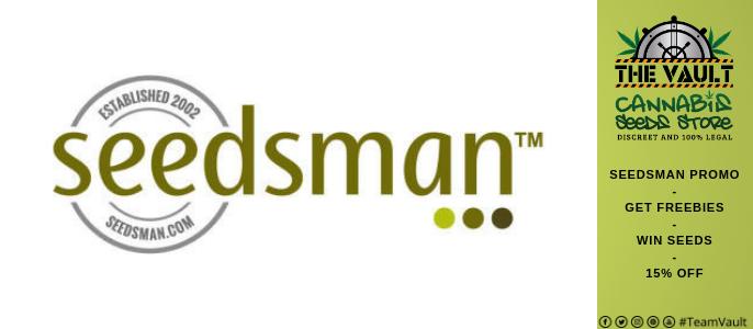 Seedsman Cannabis Seedbank