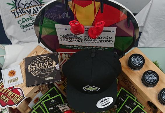 Cannabis Prize Board