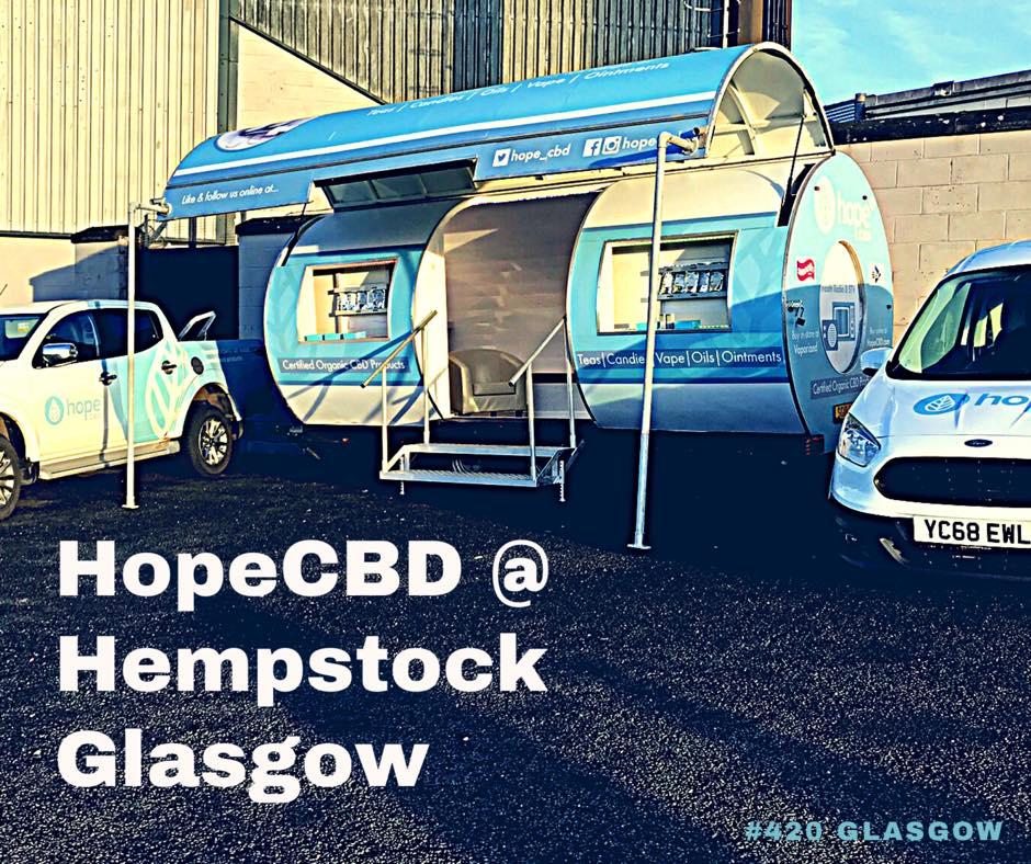 Hope CBD Hempstock