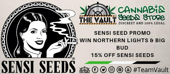 Sensi Seeds Promo – Round 2