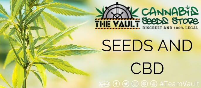 Cannabis Seeds and CBD
