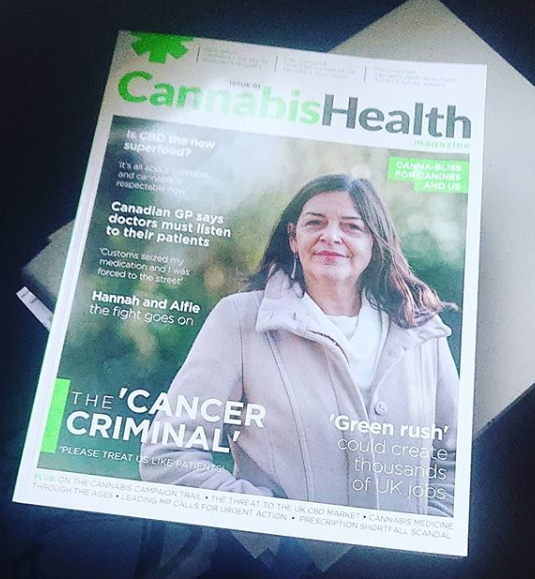 Cannabis Health Magazine