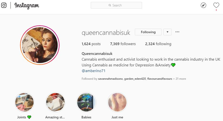 Cannabis Queen UK