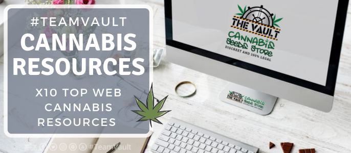 Cannabis Seeds resources on the web