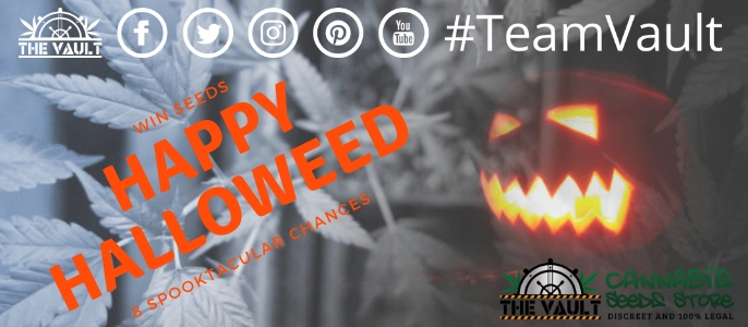 Happy Halloweed