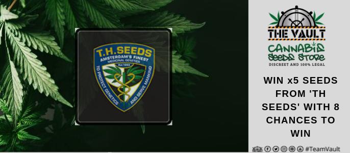 TH Seeds Promo – Win MK Ultra Feminised Seeds