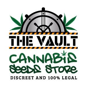 Cannabis Seeds Legal UK Industry - Content mainly from The Vault - http://bit.ly/vaultcannaseeds - cover