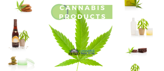 Cannabis Food and Drink Products