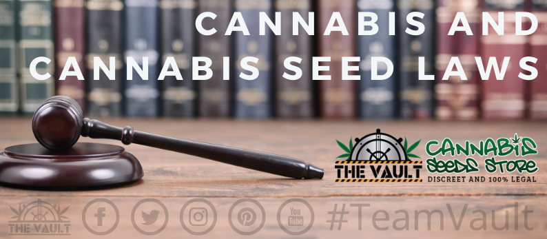 Cannabis and Cannabis Seed Laws, UK