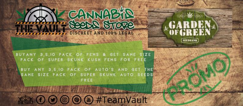 Garden of Green Cannabis Seeds
