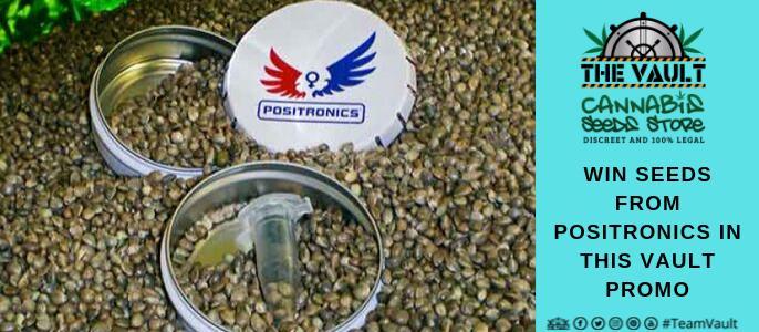 Positronics Cannabis Seeds
