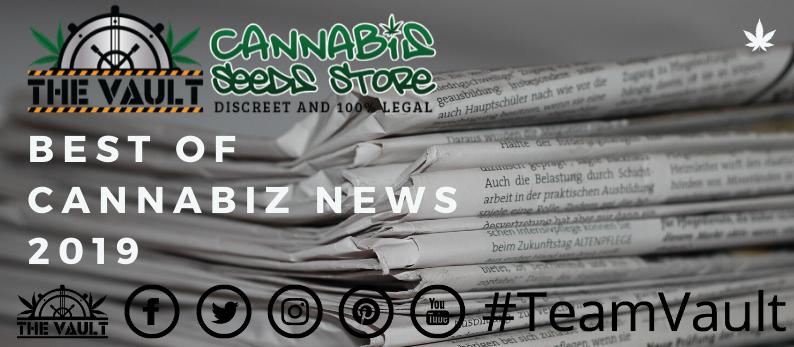 Cannabiz News in 2019