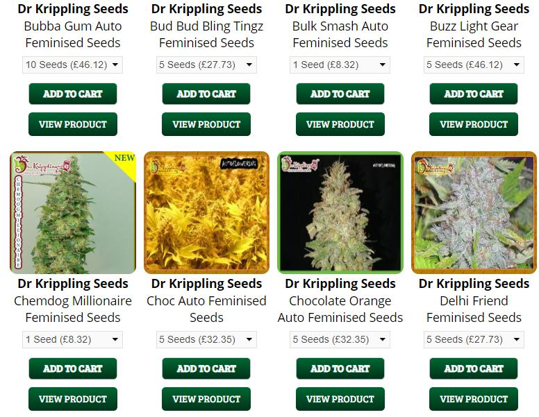 The Vault Cannabis Seeds