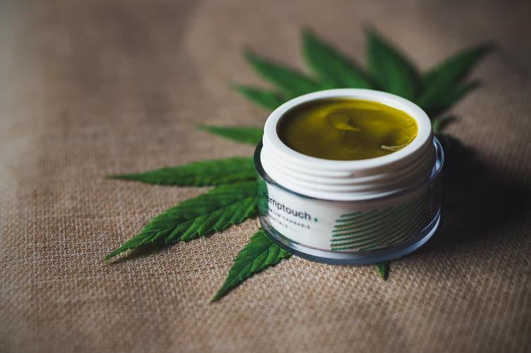 Hemp Oil Cream