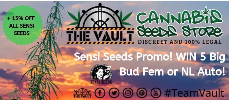 Sensi Seeds Promo
