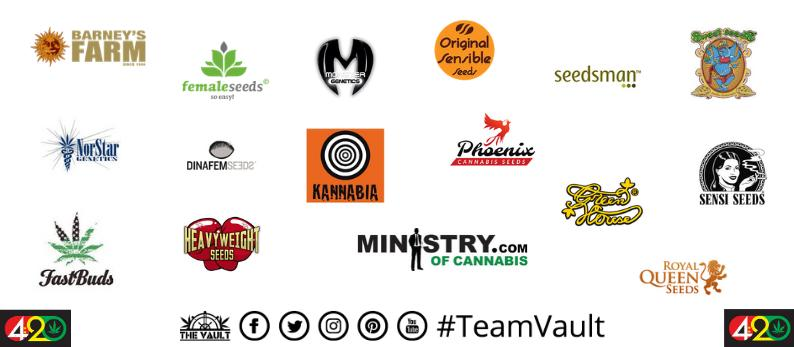 420 cannabis seed breeders