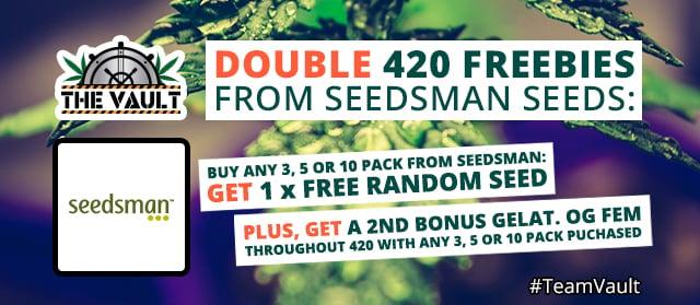 Bonus Seedsman Seeds