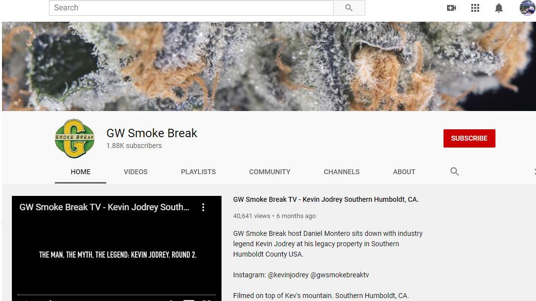 G Smoke Break TV