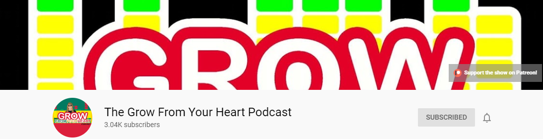 grow from your heart podcast