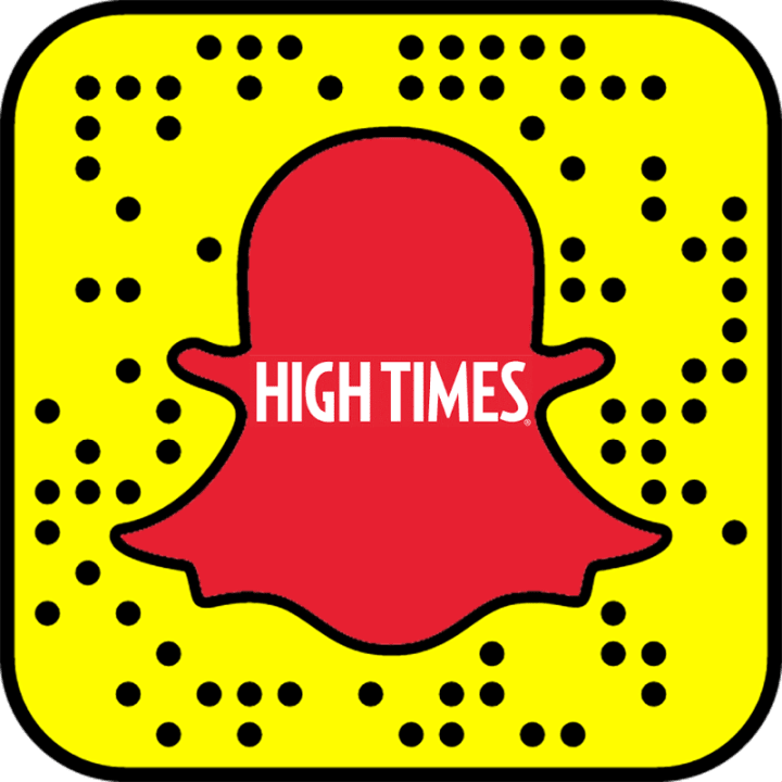 SnapChat High Times - The Vault Are Now on Snapchat – Are You?