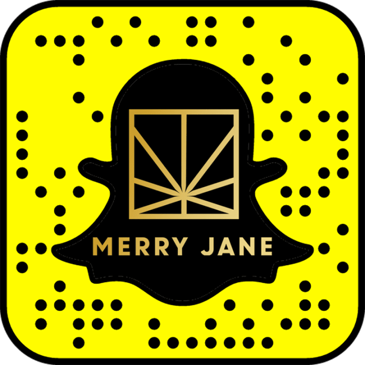 SnapChat Merry Jane - The Vault Are Now on Snapchat – Are You?