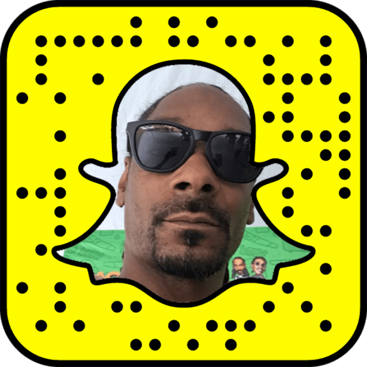 SnapChat Snoop Dogg - The Vault Are Now on Snapchat – Are You?