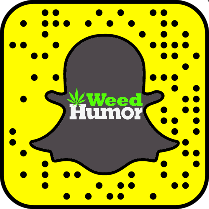 SnapChat Weed Humor - The Vault Are Now on Snapchat – Are You?