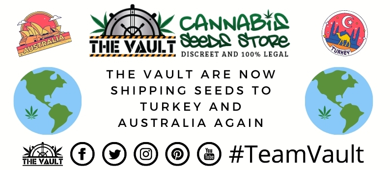 Turkey OZ Seed Sending1 - The Vault Are Shipping to Australia and Turkey Again