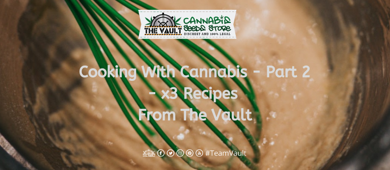 Vault Cannabis Seed Store