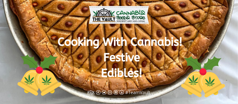 Christmas Cannabis Edibles