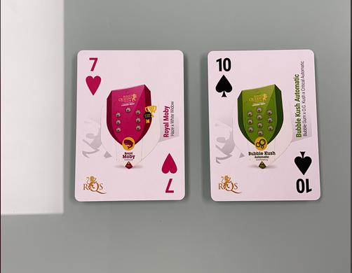 RQS Promo Card Game