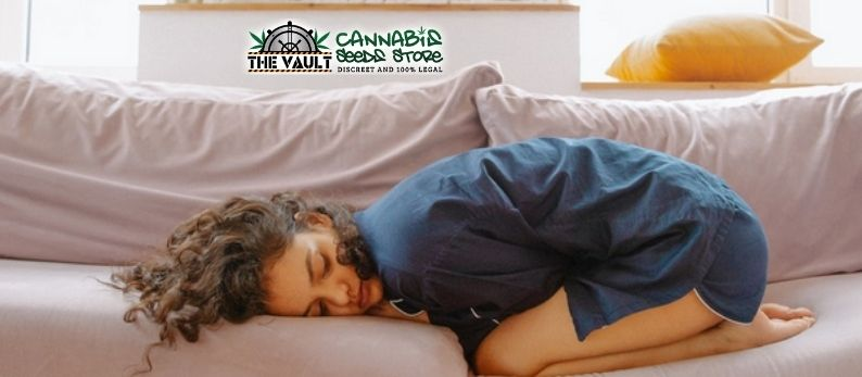 The Vault Cannabis Seed Store Period Pain