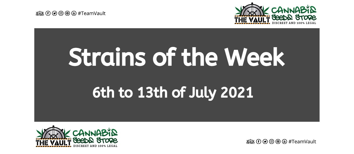 strains of the week 6 to 13 july
